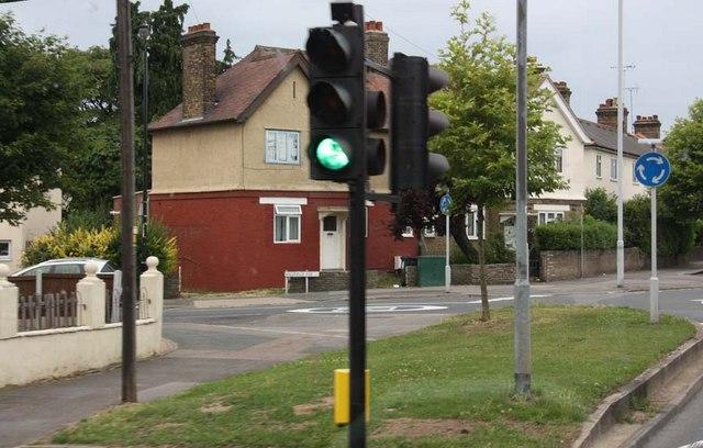 Billet Road / Millfield Avenue, London E17