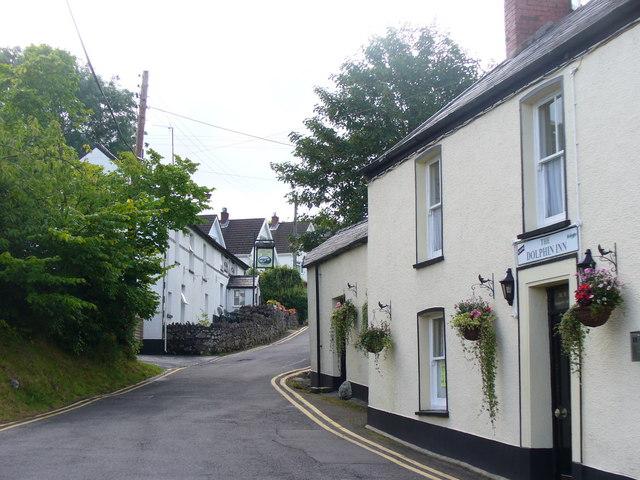 One Village, Two Inns