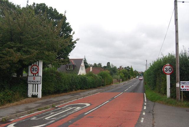 Maidstone Rd, Pembury