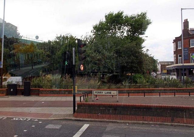 Ferry Lane, London N17