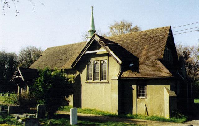 St John, East Oakley