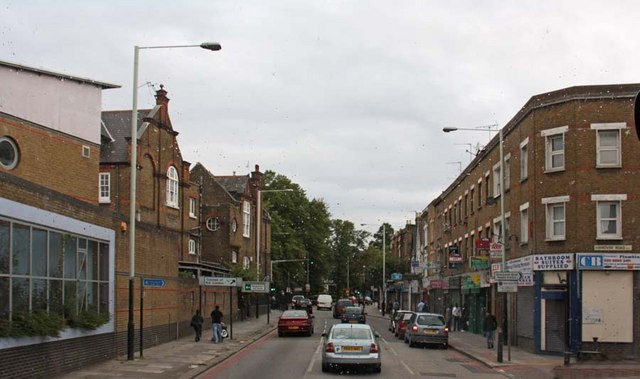 Broad Lane, London N15
