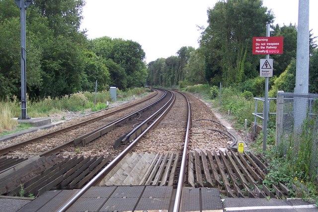 Railway to Wye