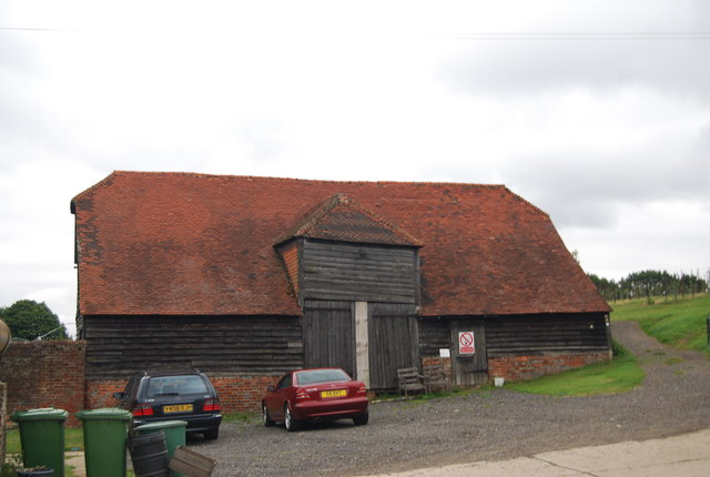 Wooden Barn, Pippins Farm