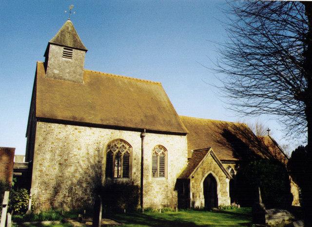 St Mary, Basingstoke, Eastrop