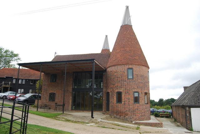 Pippins Farm Oast house
