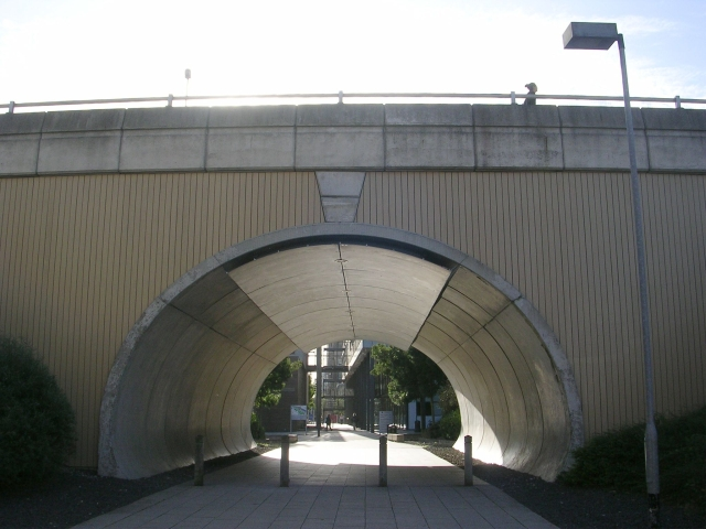 Underpass - Lincoln University