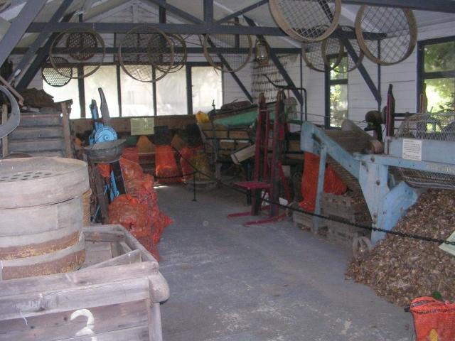 Grading Shed - Spalding Bulb Museum - Surfleet Road