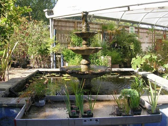 Fountain - Birch Grove Garden Centre - Surfleet Road