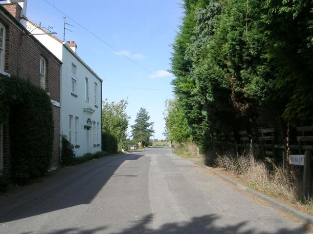 Shivean Gate - High Street