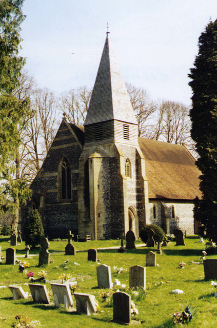 St Lawrence, Ecchinswell
