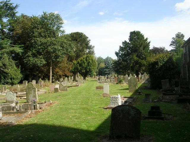 All Saints Graveyard - High Street