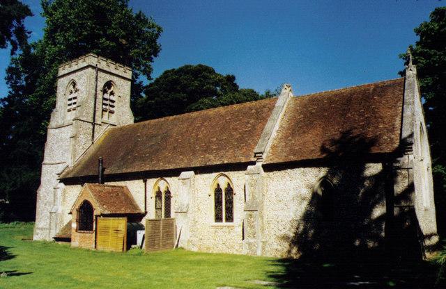 St Martin, Ellisfield