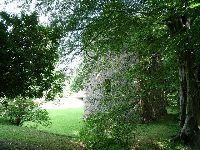 Knockdolian Castle