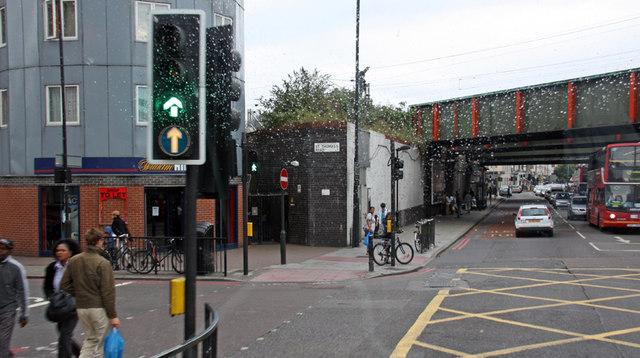 St Thomas's Road, London N4