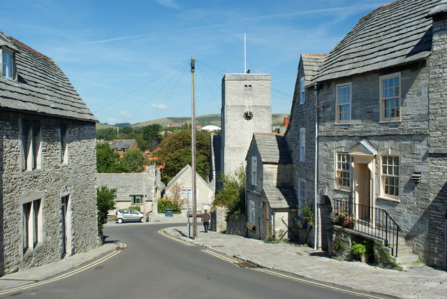 Church Hill, Swanage, Dorset