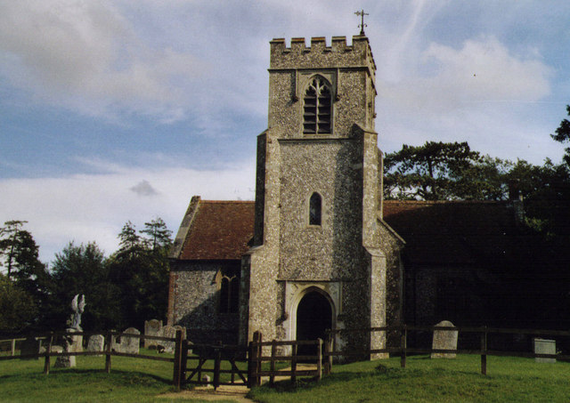 St Andrew, Farleigh Wallop
