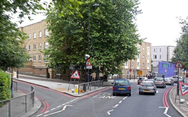 Parkside Crescent, London N7