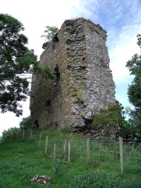 Craigneil Castle