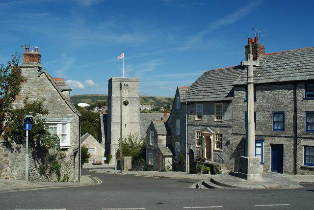 Church Hill, Swanage, Dorset