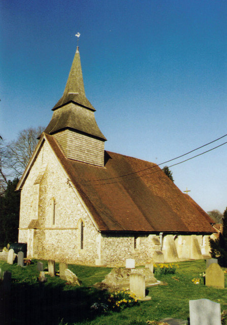 All Saints, Hannington