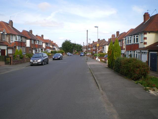 Queen's Road, Sedgley