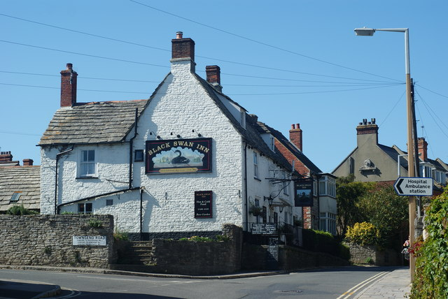 The Black Swan, Swanage, Dorset