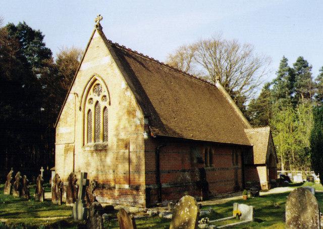 St Peter, Headley