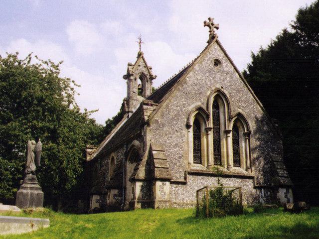 Memorial Chapel, Highclere Park