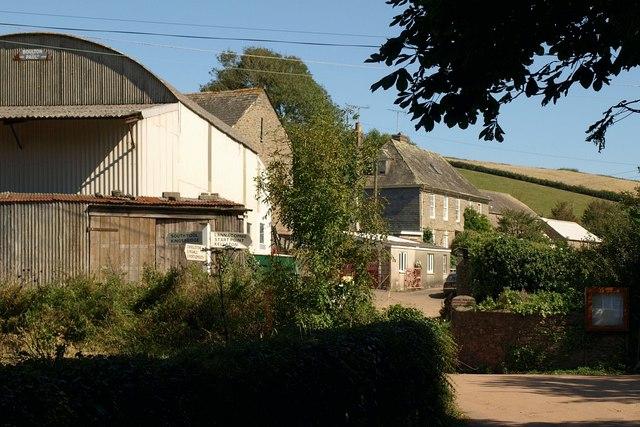 Manor Farm, South Allington