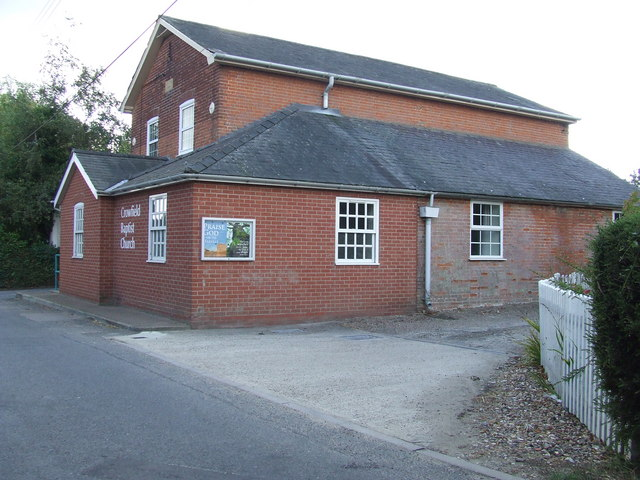 Crowfield Baptist Church
