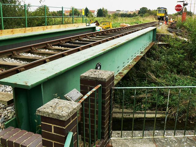 Bridge 108, Swindon and Cricklade Railway, Blunsdon