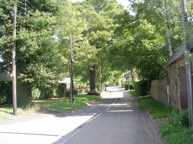 Church Lane - Bell Lane