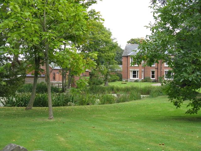 House & Garden In Birley
