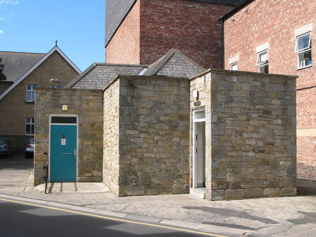 Public toilets, St. Mary's Wynd