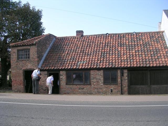 18th Century Blacksmith's Shop - High Street