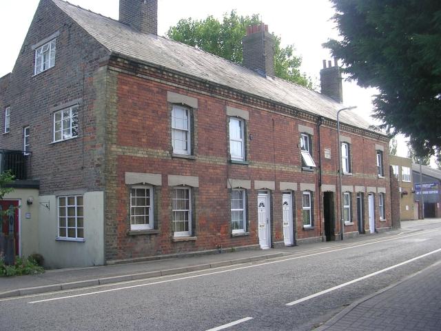 Montagu Buildings - High Street