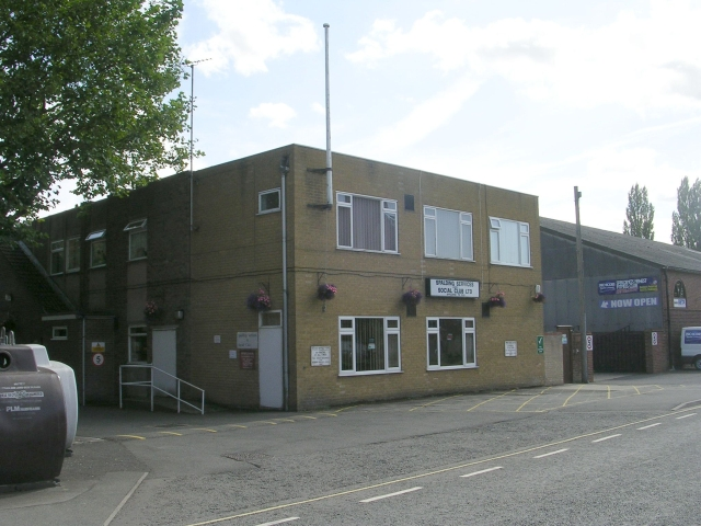 Spalding Services & Social Club - High Street