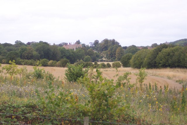 View of Chilham Castle