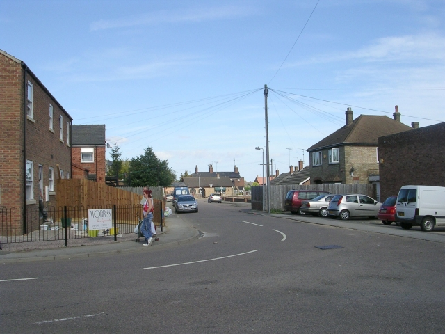 Walton Walk - High Street