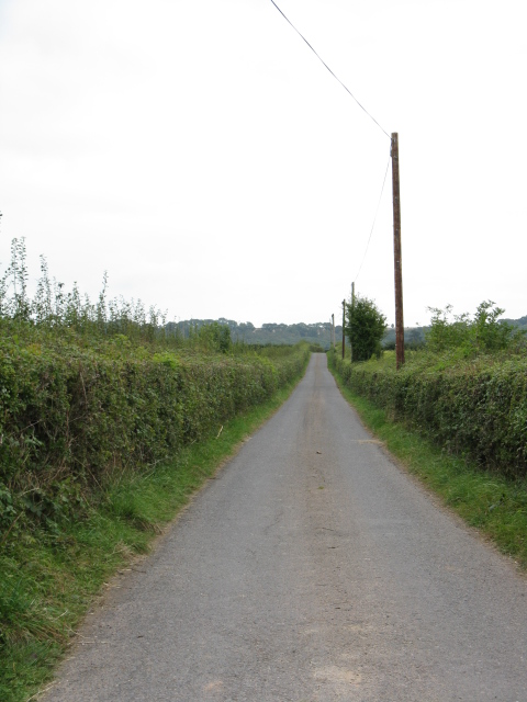 Road To Gattertop Farm