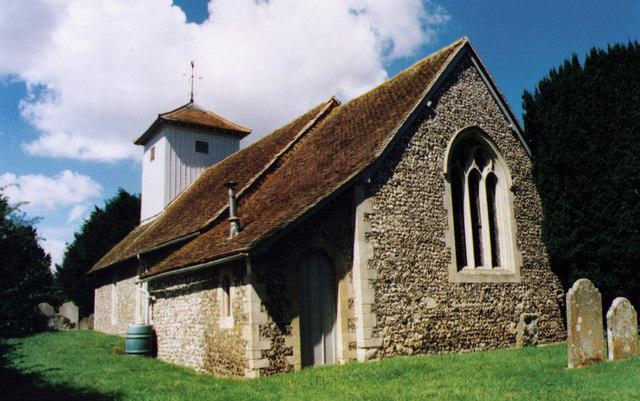 St Mary, Mapledurwell