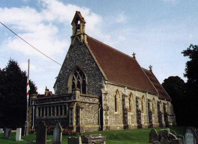 St Saviour, Mortimer West End