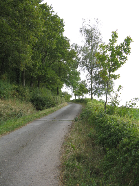 Track To Camp Farm