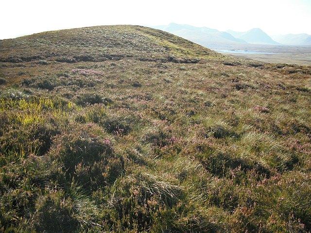Fairy hill, Coire dà Leathaid