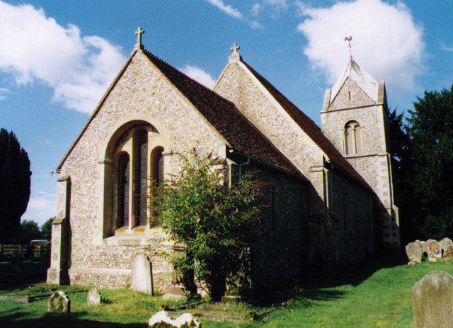 St Nicholas, Newnham