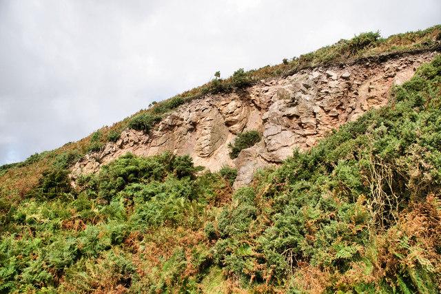 Quarry, Rhossili