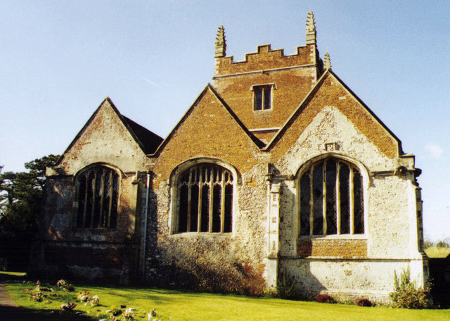 St Mary, Old Basing
