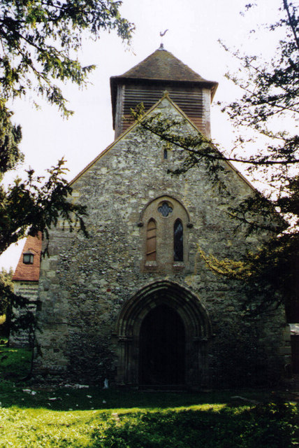 All Saints, Old Burghclere