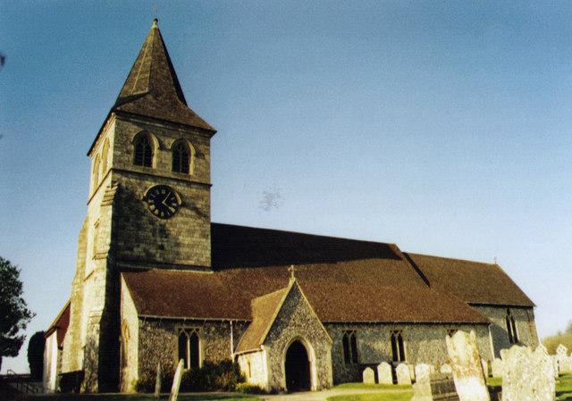 St Mary, Overton